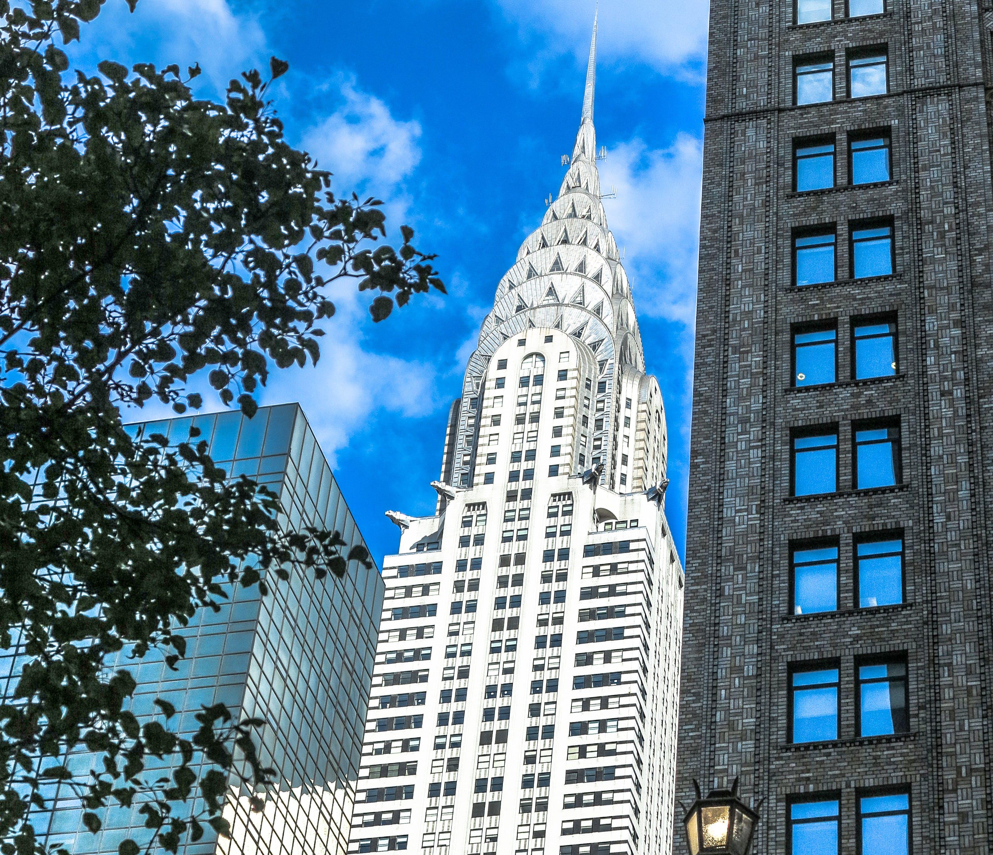 Kostenloses Stock Foto zu architektur, hochhaus, innenstadt, new york