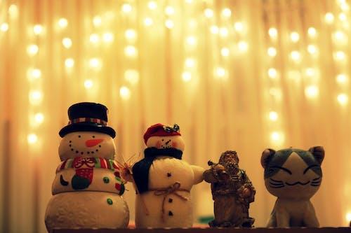 Gratis lagerfoto af chii, juledekoration, julemand, snemand