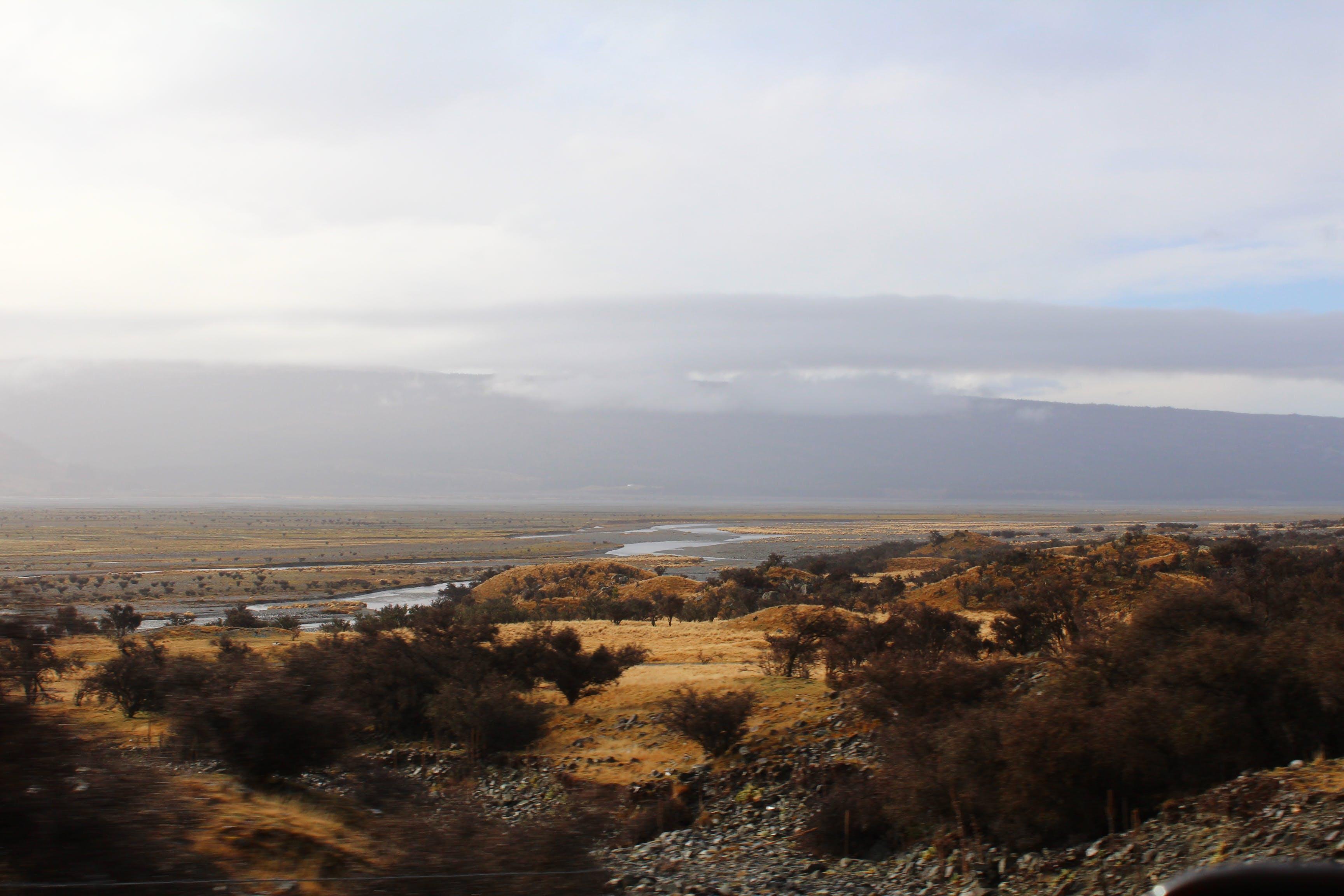 Free stock photo of adventure, landscape, mist, mount cook