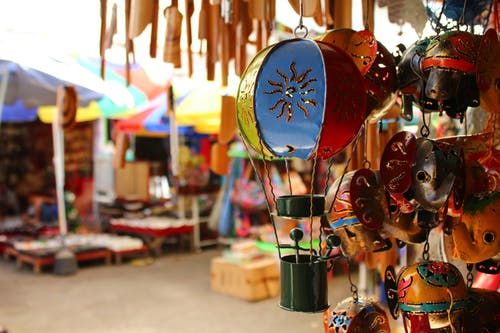 Free stock photo of bright colours, colour, indonesia