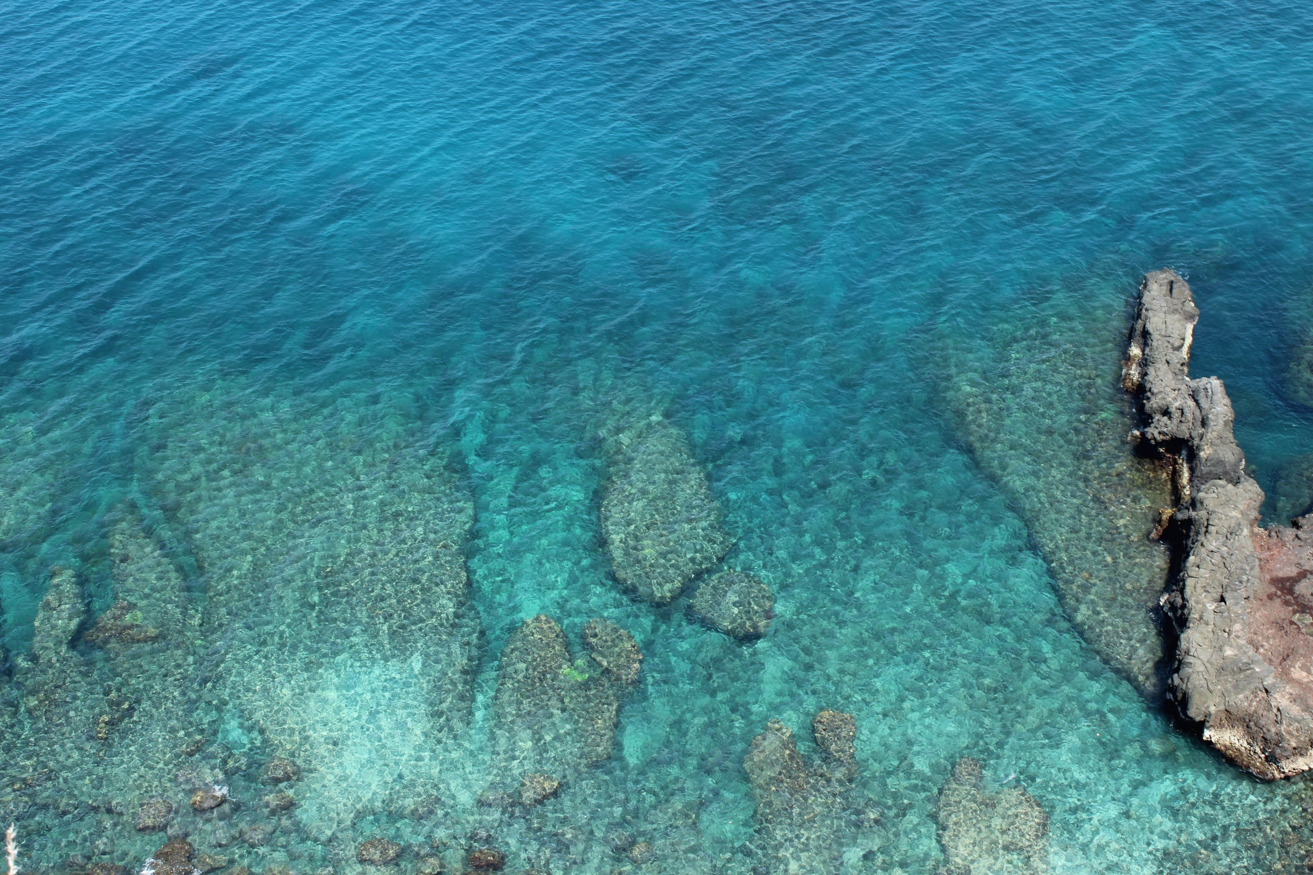 Free stock photo of blue water, clear water, coast, gili island