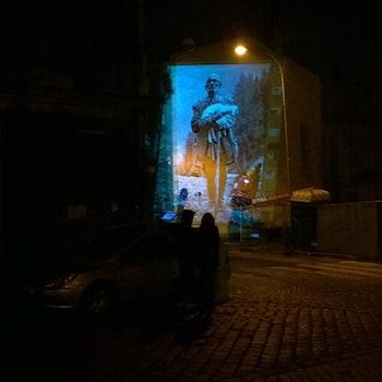 Free stock photo of streetart, mural, lumia1020, bielskobiala