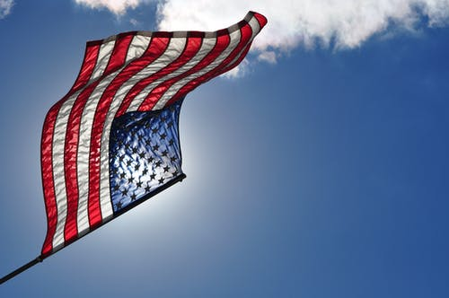 Free stock photo of 4th of july, american flag, american flag background