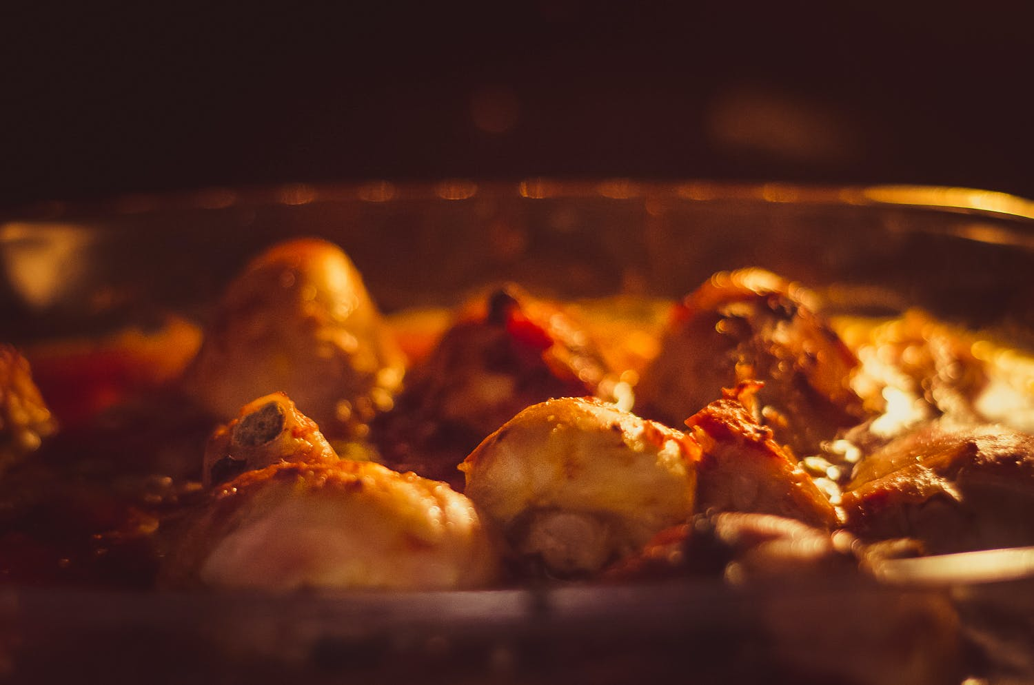 Free stock photo of chicken, cooking, nikon, d7000