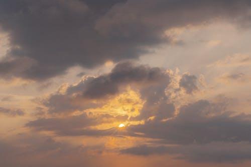 Základová fotografie zdarma na téma atmosféra, malebný, mraky