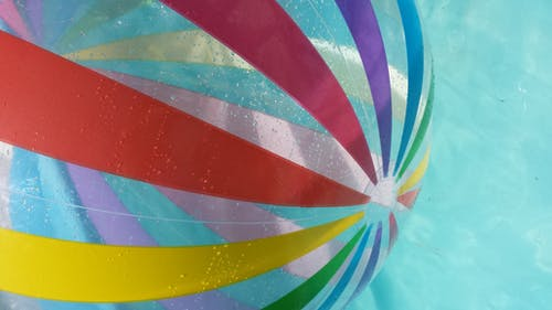 Free stock photo of ball, colours, play, summer