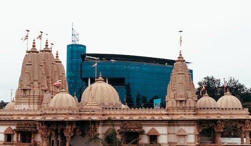 Základová fotografie zdarma na téma architeccture, chrám, hinduistický