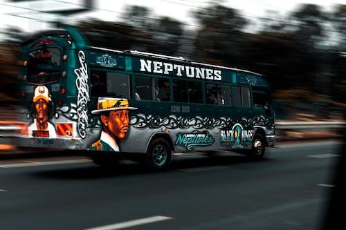 Základová fotografie zdarma na téma autobus, cestující, Keňa