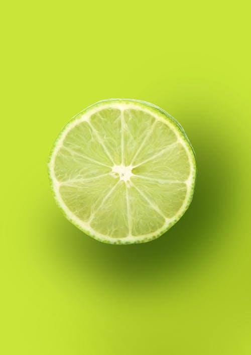 Gratis stockfoto met afzonderlijk, blad, citroen