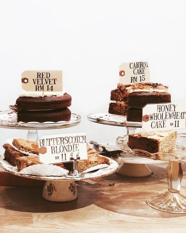 čokoláda, dorty, jídlo
