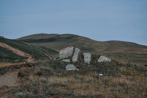 ドライ, 丘, 乾燥の無料の写真素材