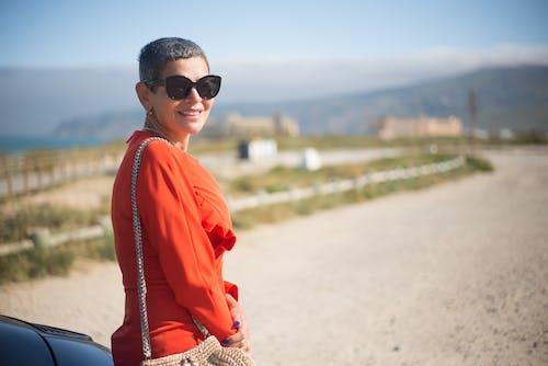 墨鏡, 太陽眼鏡, 女人 的 免費圖庫相片