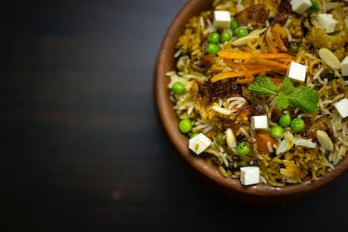 Fotos de stock gratuitas de arroz, comida, comida india