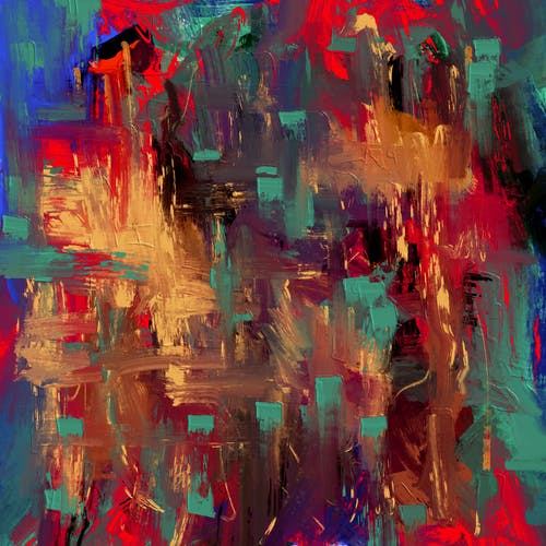 Gratis stockfoto met abstract, abstract behang, abstract expressionisme