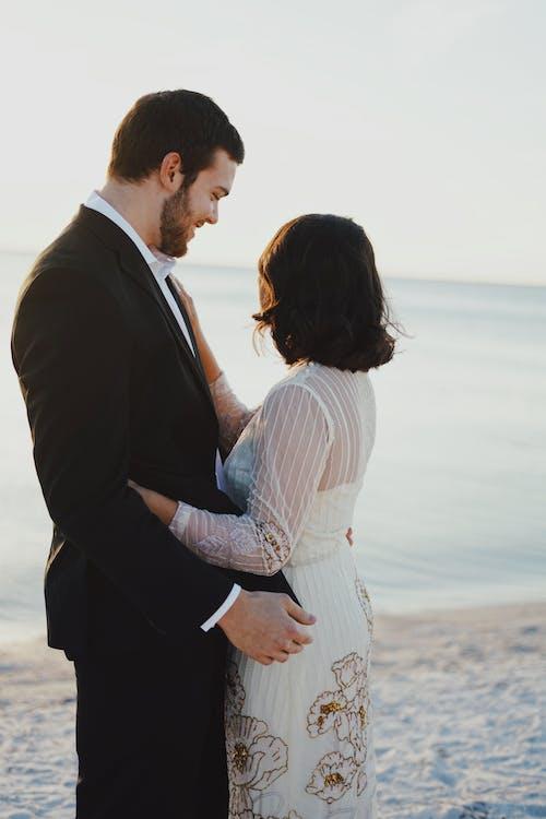 Darmowe zdjęcie z galerii z miłość, ślub