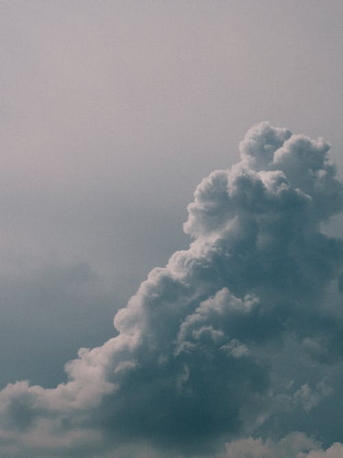 Free stock photo of cloud, cloudy, moody
