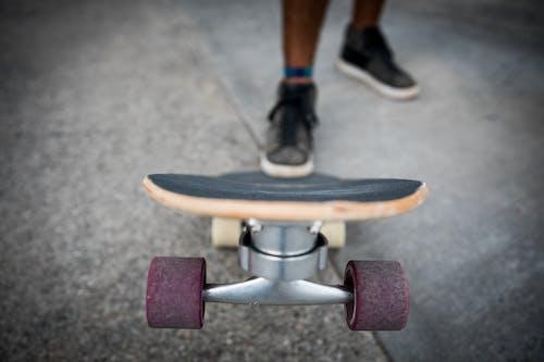 Vignette Photo of Skateboard