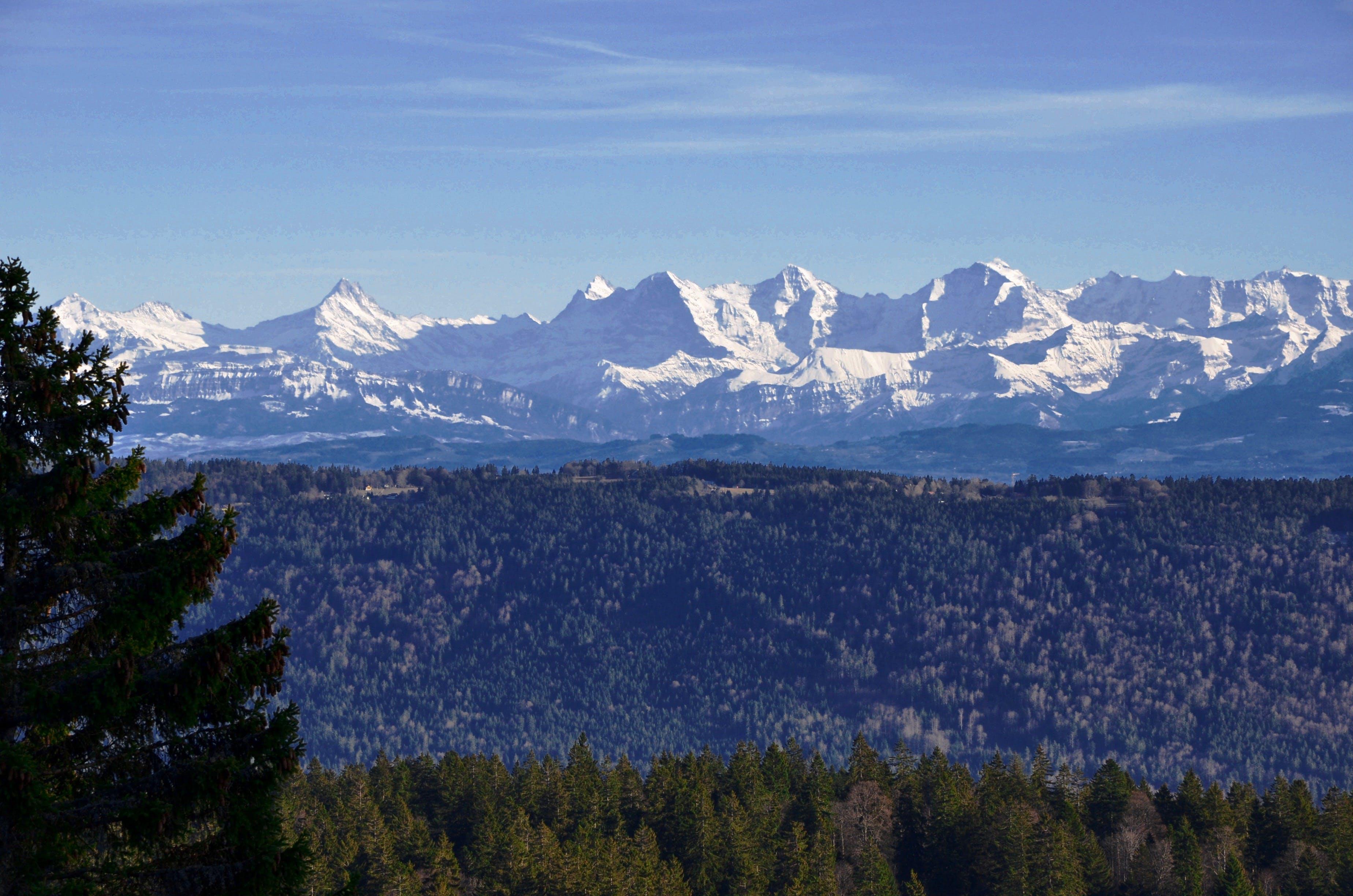 Kostnadsfri bild av bergen, dagsljus, dagtid, kall