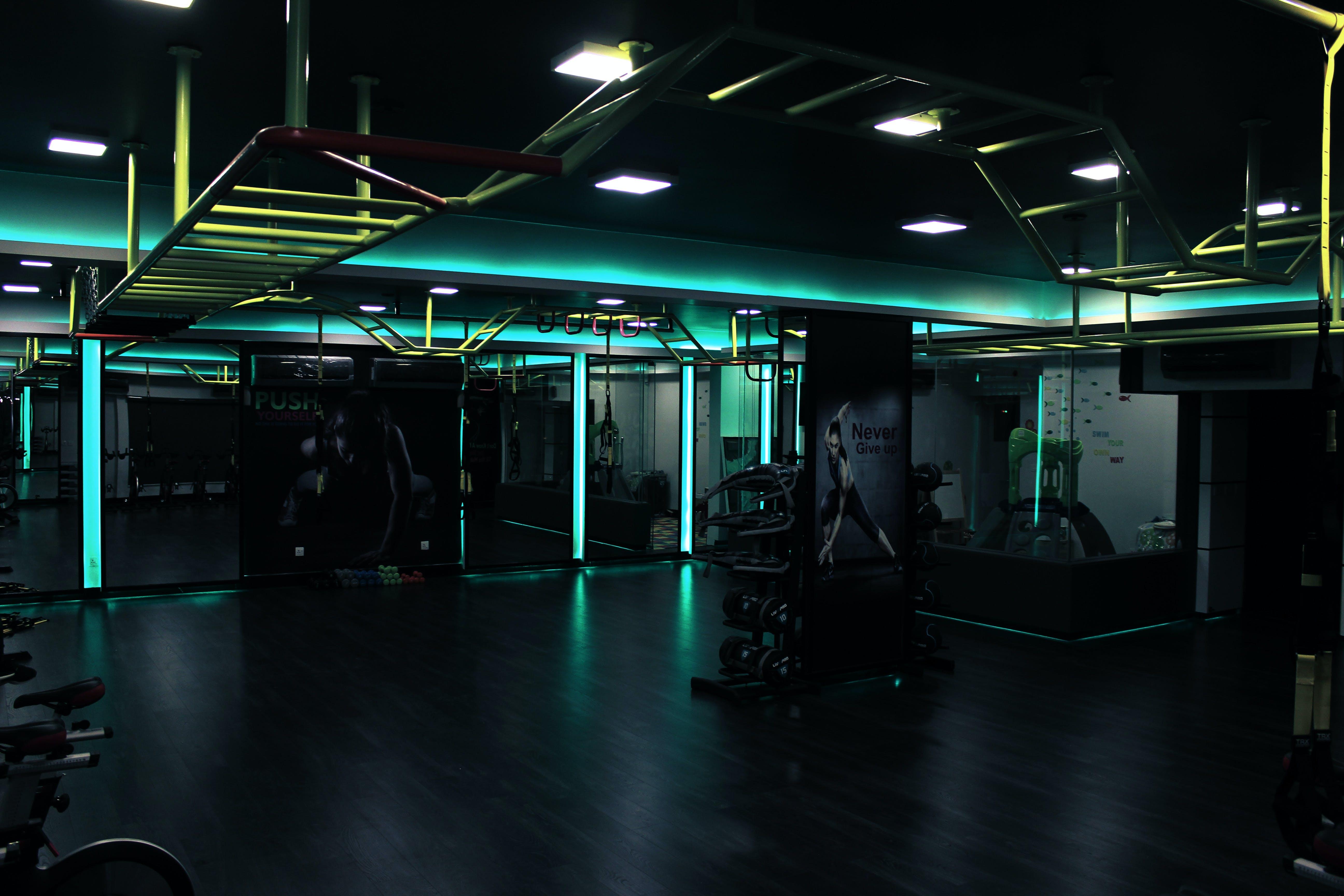 Free stock photo of aerobics, cardio, fitness, gym