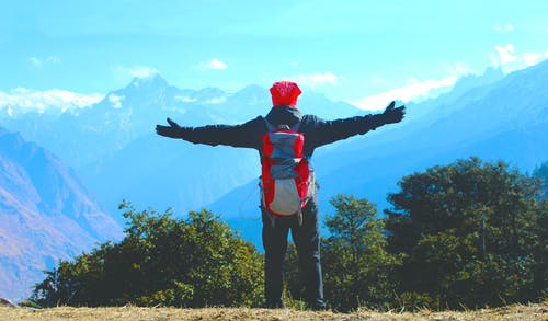 Безкоштовне стокове фото на тему «outdoorchallenge, Індія, Блакитні гори, блакитне небо»