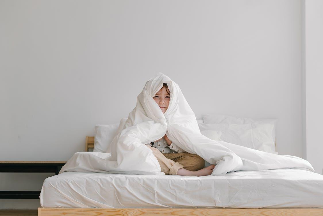 Free stock photo of autism, autistic, bed