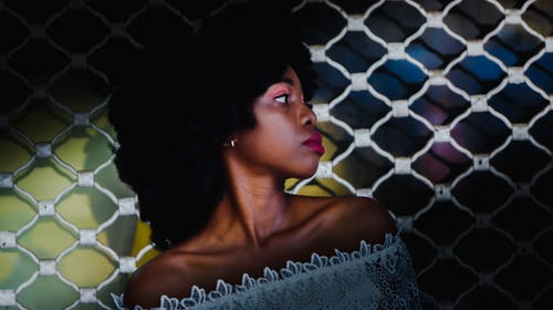 Gratis arkivbilde med afrikansk-amerikansk kvinne, fekting, jente, kvinne