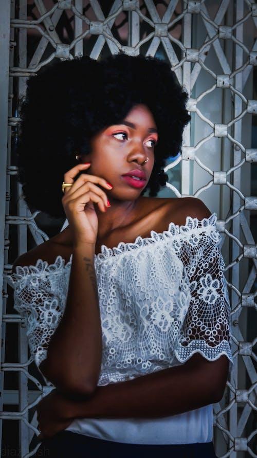 Foto profissional grátis de África, africano, artista de rua, atraente