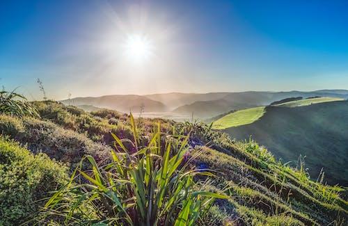 Foto profissional grátis de céu, chama, ecológico, montanhas