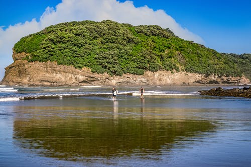 Foto profissional grátis de costa, mar, oceano, ondas