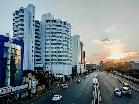 Kostenloses Stock Foto zu landschaft, straße, architektur, afrika