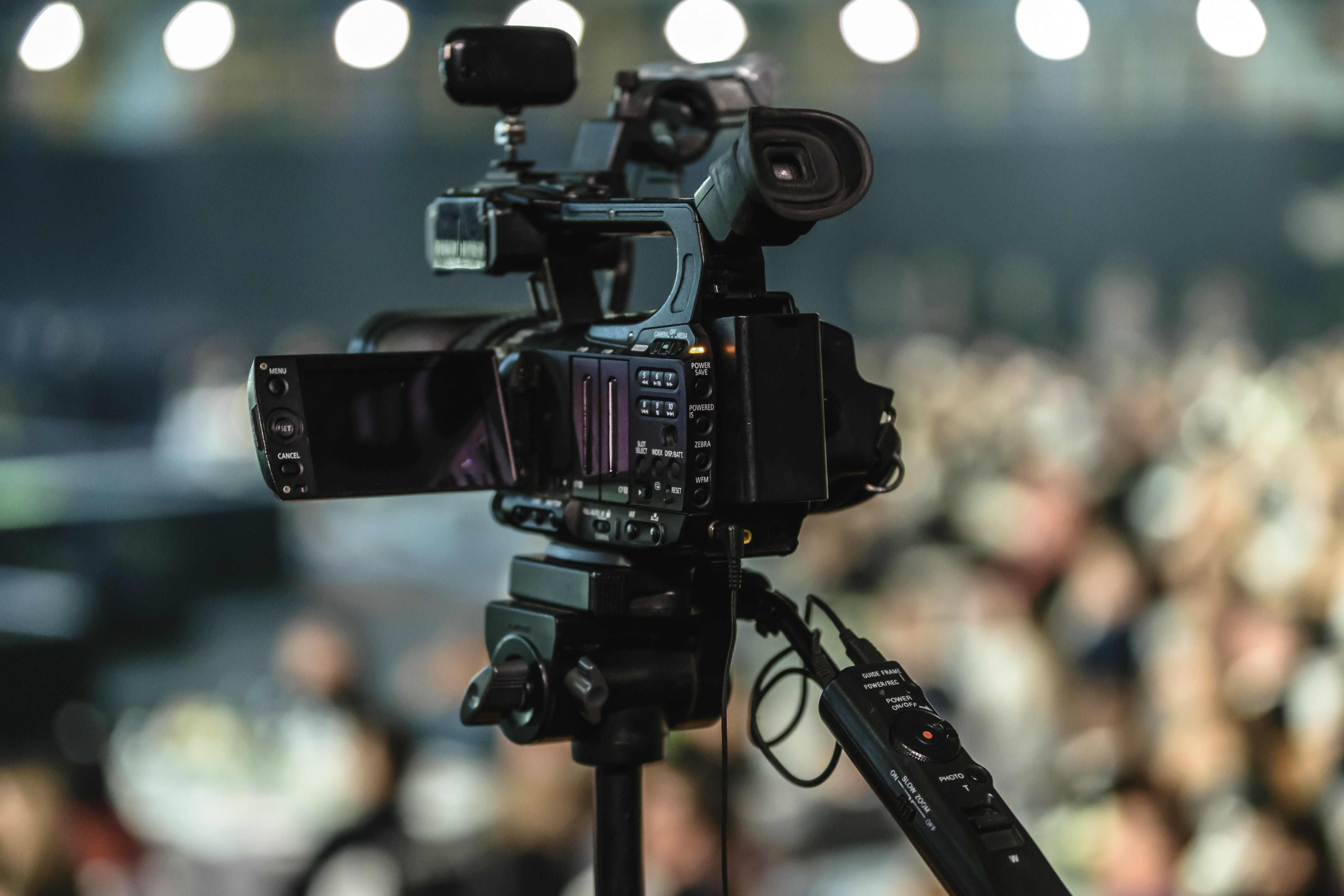 of action, background, broadcast, broadcasting