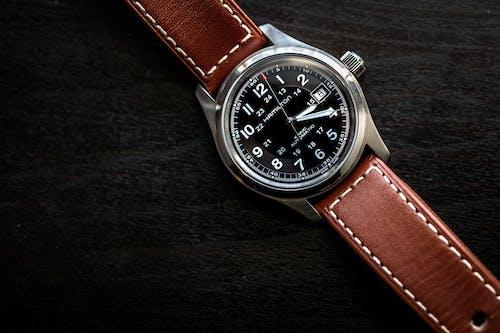 手錶, 時間, 棕色 的 免费素材图片