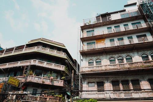 คลังภาพถ่ายฟรี ของ สถาปัตยกรรม, สถาปัตยกรรมจีน, สร้าง, อาคาร