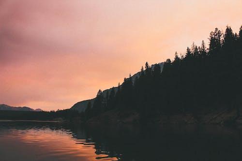 Fotos de stock gratuitas de banff, descubrir, explorar, puesta de sol