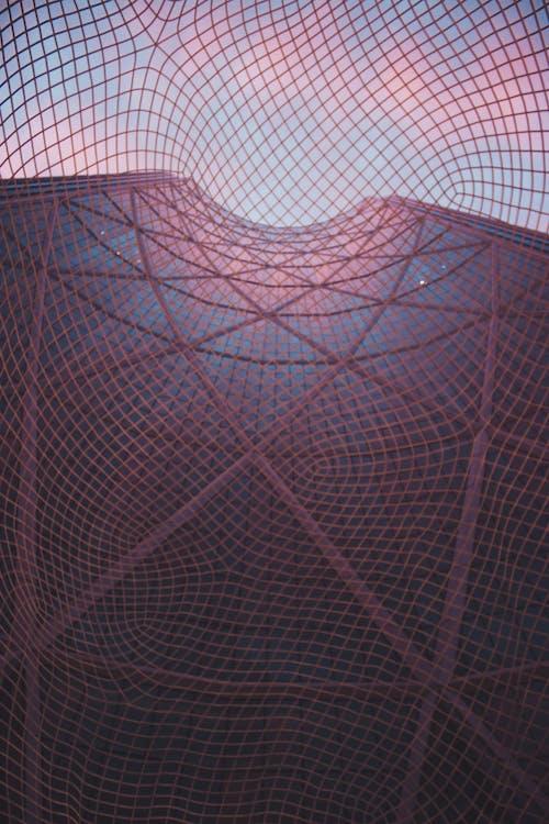 Fotos de stock gratuitas de arquitecto, Arte, cielos rosados, ciudad
