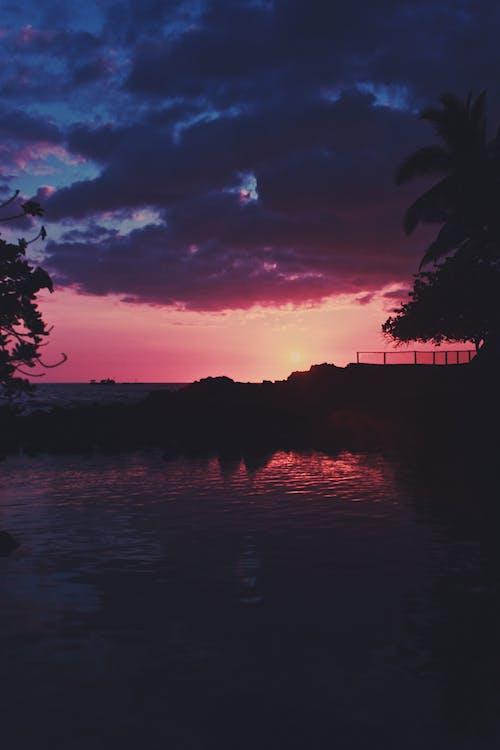 Fotos de stock gratuitas de agua, cielos rosados, descubrir, explorar