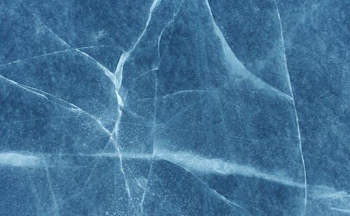 균열, 블루, 클로즈업, 표면의 무료 스톡 사진
