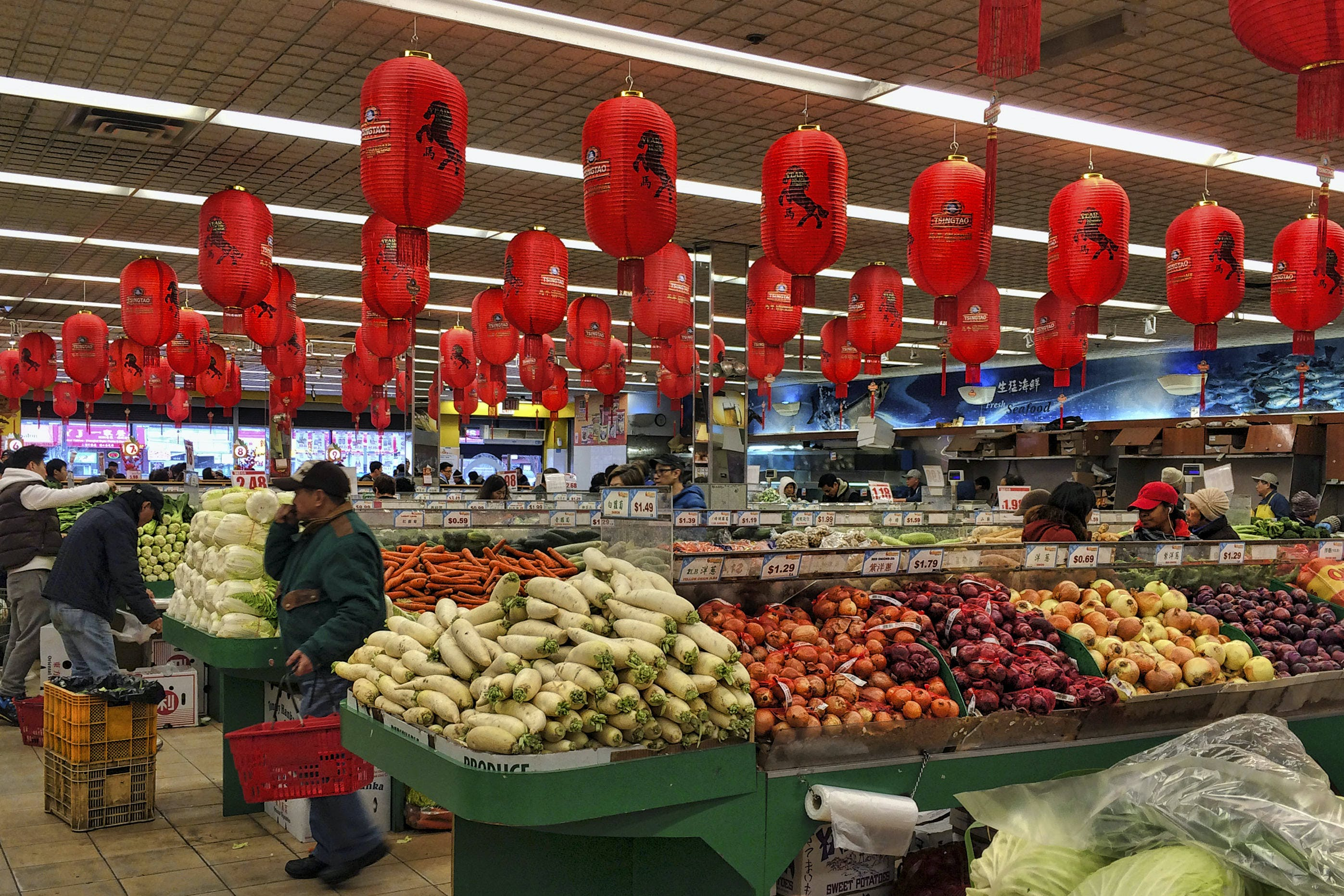 iphone 5s, スーパーマ, ニューヨーク市, 中国のランタンの無料の写真素材