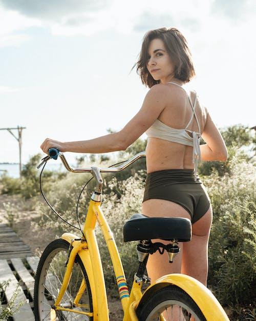 Безкоштовне стокове фото на тему «активний, велосипед, велосипедист»