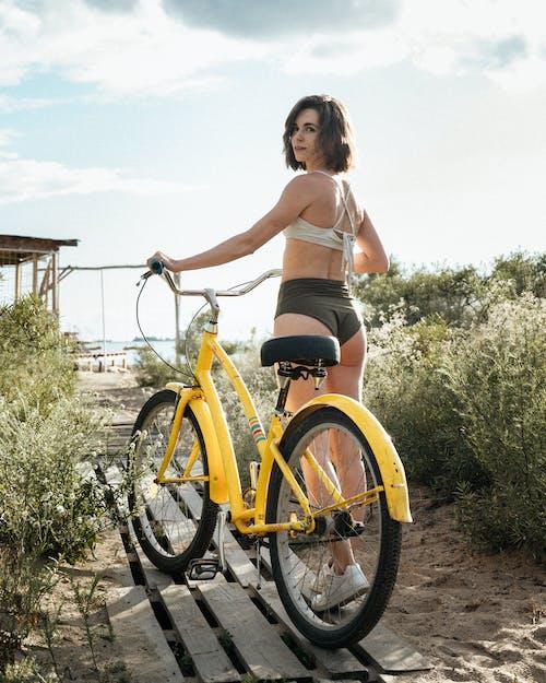 Безкоштовне стокове фото на тему «активний, байкер, велосипед»