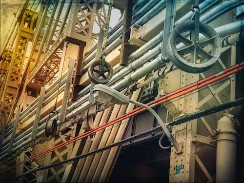 Free stock photo of bridge, industrial machinery, iphone 7 plus, new york city