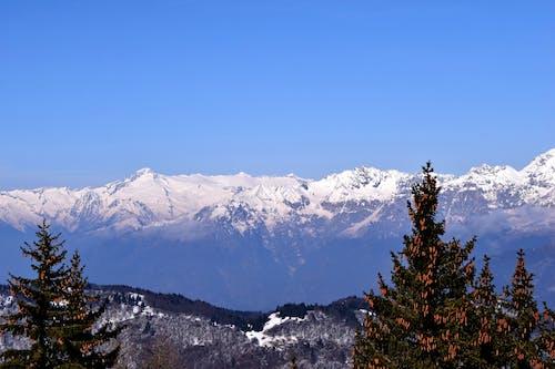 天性, 山, 雪 的 免費圖庫相片
