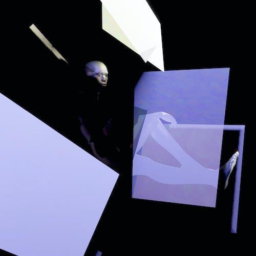 Gratis stockfoto met 3d render, abstract, abstracte vormen