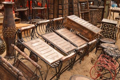 Photos gratuites de planche de bois, plateau de table en bois, table en bois, tables en bois