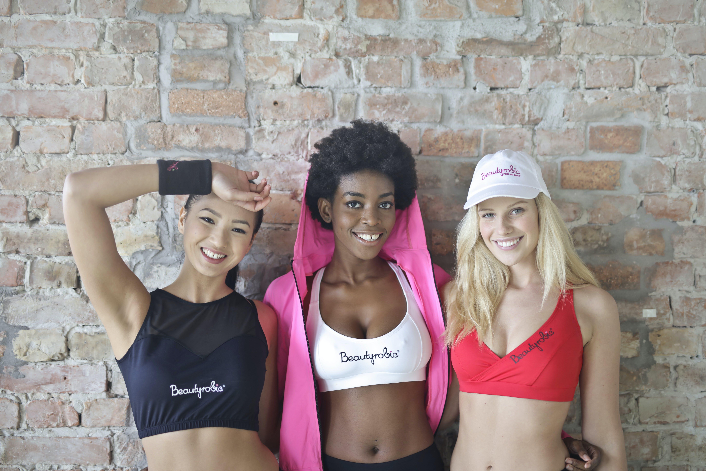 blond, fashion, frauen