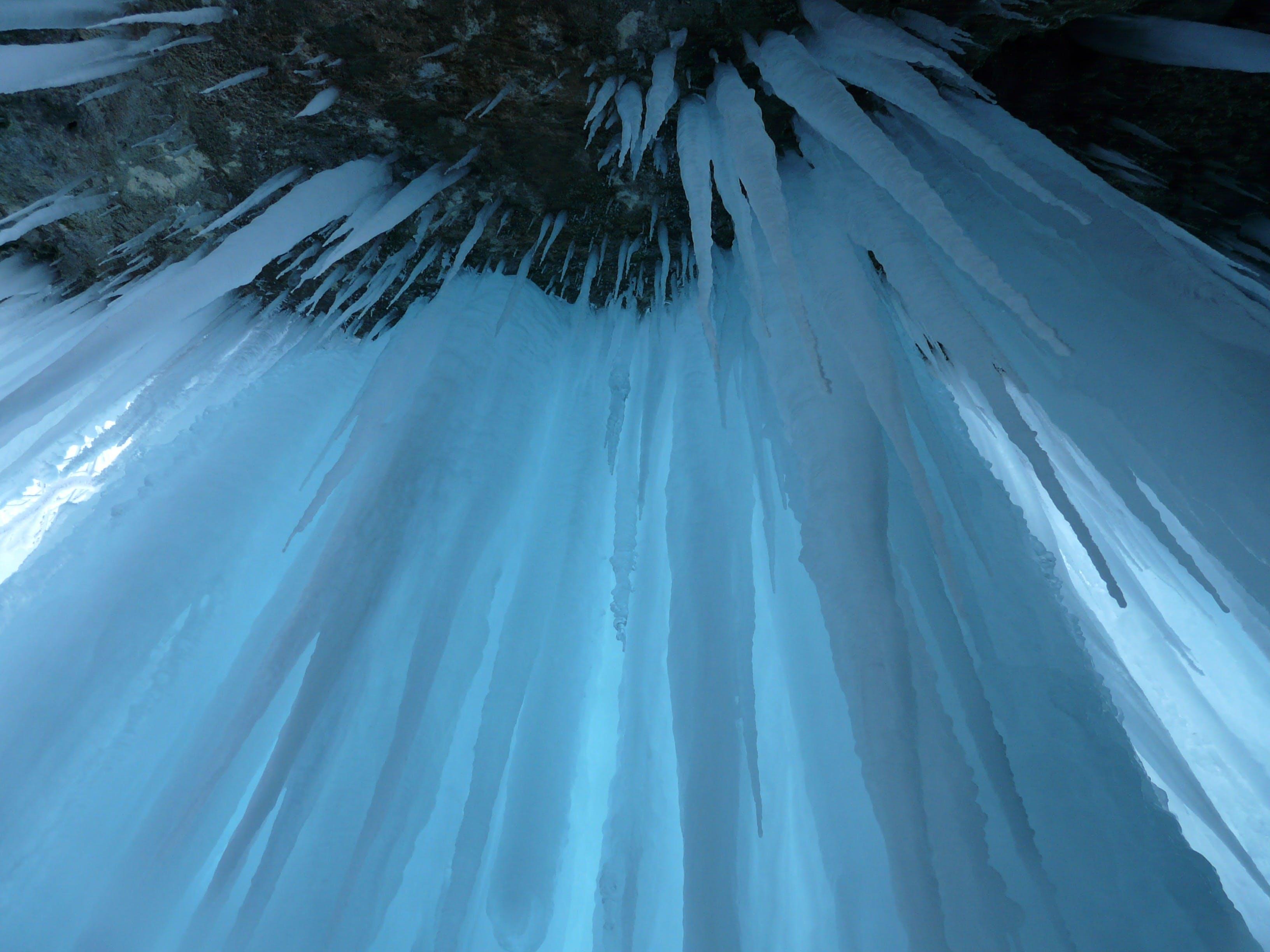 White Ice Glacier