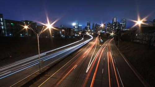 亚特兰大, 喬治亞州, 城市 的 免费素材图片