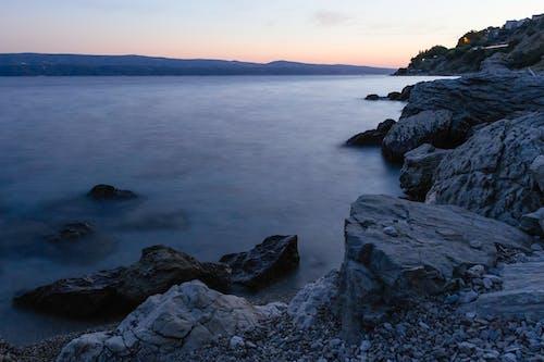 シースケープ, 岩, 水, 海の無料の写真素材