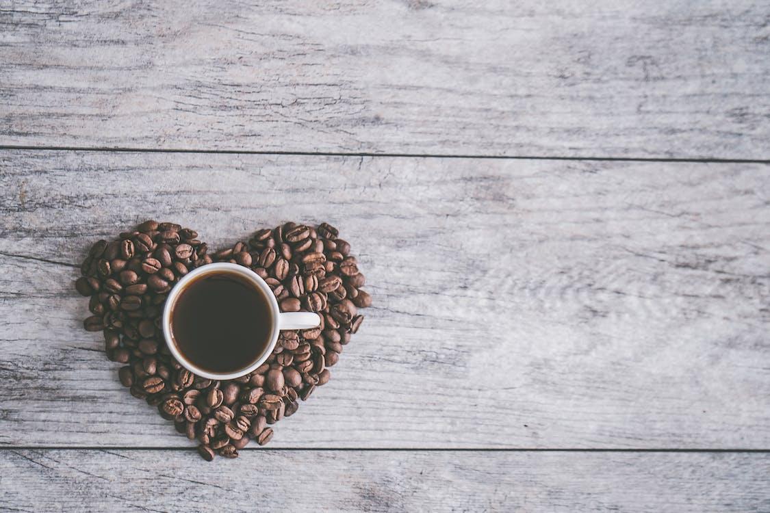 bois, café, café noir