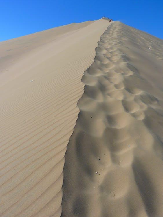 bukit pasir, gersang, gurun pasir